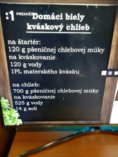 Od Naty ( Tajomstvo mojej kuchyne ) Chalkboard Quotes, Art Quotes, Food And Drink, Cooking, Kitchen, Brewing, Cuisine, Cook