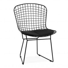 The Bertoia chair is strong, durable and made under strict quality controls.