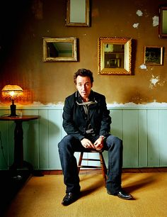Springsteen portrait