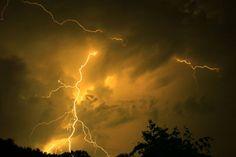 Lightning hunting.