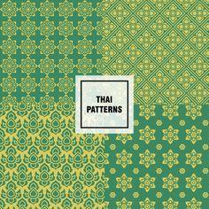 Patterns ลายไทย สวยๆ แจกฟรี!! - Fastwork Blog