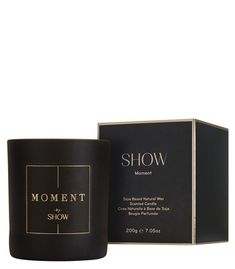 SHOW Beauty Moment By Show Candle - Headmasters Haarproducten Show Beauty, Timeless Elegance, Creative Director, Hair Care, Wax, Candles, In This Moment, Madagascar, Candy