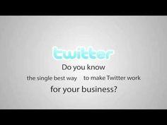 SMMU: Advanced Twitter Certification YouTube Video. Learn more at http://socialmediamarketinguniversity.com/all-programs/course-certifications/twitter-certification/