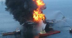 BP's Deepwater Horizon oil spill will be typical of a Trump legacy - just what is he leaving for future generations?  Everything trump has turned to it is selfish short-sighted stuff!