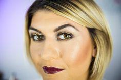 Spotlight Smokey Eye - M.A.C - Party/NYE - Louise Ballantine Make-Up Artist