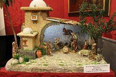 Christmas Villages, Christmas Nativity, Christmas Ornaments, Ideas Para, Cribs, Projects To Try, Anniversary, Xmas, Handmade