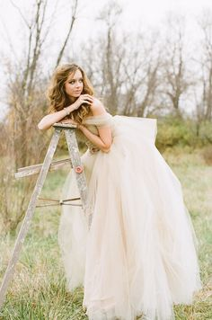 Now available on Etsy http://www.etsy.com/listing/89095941/the-marie-dress-whimsical-tulle-wedding