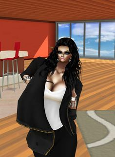 IMVU, the interactive, avatar-based social platform that empowers an emotional chat and self-expression experience with millions of users around the world. Virtual World, Virtual Reality, Social Platform, Imvu, Avatar, Join, Wonder Woman, Superhero, Cat Breeds