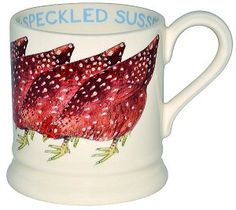 ½ pt Mug Speckled Sussex - Emma Bridgewater