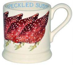 ½ pt Mug Speckled Sussex - Emma Bridgewater