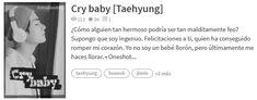 ¡No soy SeokJin! Seokjin, Hoseok, Jimin, Taehyung, Cry Baby, Taekook, Ecards, Memes, Wattpad