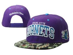 Wholesale Snapbacks NBA Mitchell And Ness Hats New Orleans Hornets 7621! Only $8.90USD