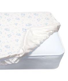 Perfect Sleeper Deluxe Crib Mattress Pad