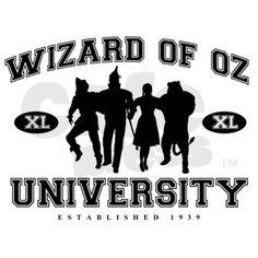 Wizard of Oz Ornament (Round) on CafePress.com