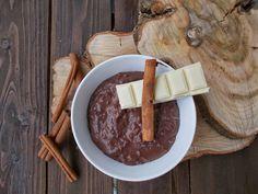 Με το δάχτυλο στο βάζο: Ρυζόγαλο σοκολατένιο