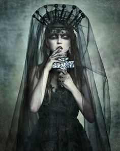 gothic queen crown - Google Search