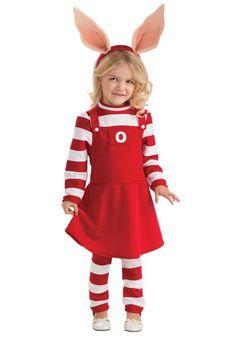 Toddler Olivia Costume - Olivia Storybook Pig Costume