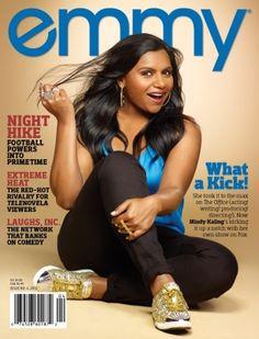 Emmy Kaling on Emmy Magazine