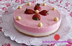 Un pastel que se hace en 15 minutos. Fresquito, rápido y riquísimo. Para to@s los que disponen de poco tiempo en la cocina..Va dedicados ...