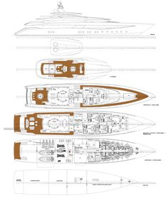Luxury Jets, Luxury Yachts, Yacht Design, Boat Design, Model Sailing Ships, Big Yachts, Yacht Builders, Yacht Interior, Yacht Boat