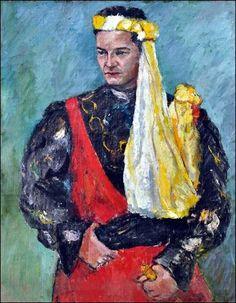 Portretul lui Nicolae Crisu (Teatrul Municipal) , (1959)