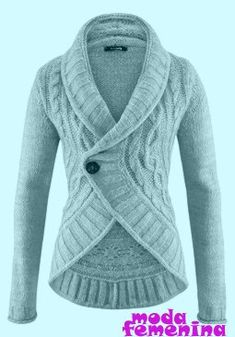 What would I wear underneath? A pretty solid color top! 25 Latest Chic Sweater Clothing Styles for Fall 2014 - Pretty Designs Baggy Pullover, Knit Cardigan, Mode Outfits, Fashion Outfits, Ladies Fashion, Pretty Designs, Street Look, Mode Inspiration, Sweater Fashion