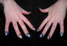 Yin Yan nails