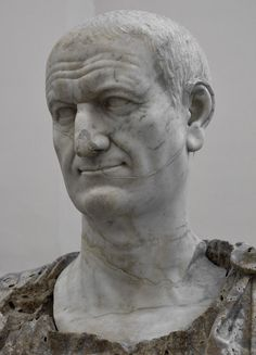 Vespasian. Naples, National Archaeological Museum (Museo archeologico nazionale di Napoli)