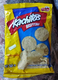 This was a weird but fun bag to try. The bizarre story of determining what these actually are begins as such: My cousin brought these with...