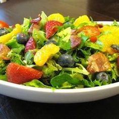 """Parrothead Salad 