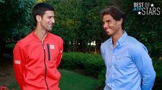 Nadal, Djokovic