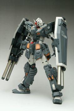 1/60 RX-78 FA Gundam work ...