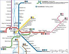 Hungary Subway Map - http://holidaymapq.com/hungary-subway-map.html