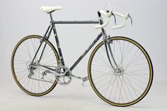 Speedbicycles 1982 Eddy Merckx NOS show bike with fully chromed Super Record