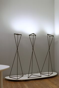 "Floor lamp ""Tango"", design Francisco Gomez Paz, production Luceplan"