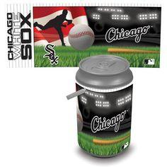Chicago White Sox Digital Print Mega Can Cooler