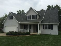 Timberline Hd Charcoal Shingled Roof Google Search