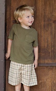 Online Sewing Patterns for Boys Clothes