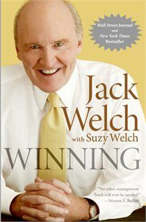 20/70/10 - From the beginning of my career the companies and people I have worked for referenced Jack Welch as inspiration for how they operate.