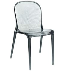 Spirit Modern Dining Chair in Black