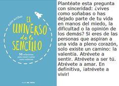 El universo de lo sencillo- Pablo Arribas