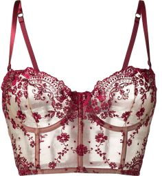 Sarrieri Annabelle embroidered underwire bustier Click Pic for the Hottest Lingerie Online Satin Lingerie, Pretty Lingerie, Beautiful Lingerie, Lingerie Set, Luxury Lingerie, Lingerie Models, Lingerie Dress, Bustiers, Lingerie Design