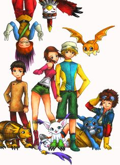 DiGiMON by Cotovatre on DeviantArt