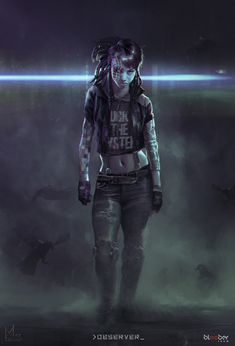 Female Character Design, Character Concept, Character Art, Concept Art, Character Aesthetic, Cyberpunk 2020, Cyberpunk Girl, Cyberpunk Tattoo, Cyberpunk Fashion