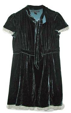 9325c54da8 Detail marc-by-marc-jacobs-flirty-silk-velvet-dress-with-lace