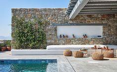 Une maison simple dans les Cyclades - PLANETE DECO a homes world