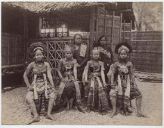 Africans Human Zoo- At the Parisian World Fair, this was a part of the 1931 exhibit that was so successful that it drew 34 million people that year.