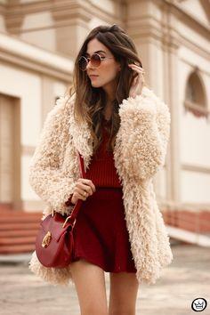 FashionCoolture - 06/16/2015 look du jour Amaro burgundy outfit (6)