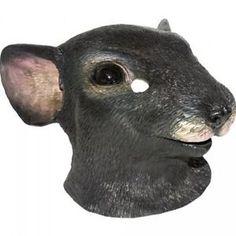mascara animal negro - Buscar con Google