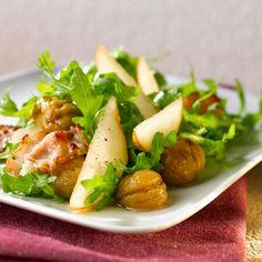 Découvrez la recette Salade d'hiver sur cuisineactuelle.fr.